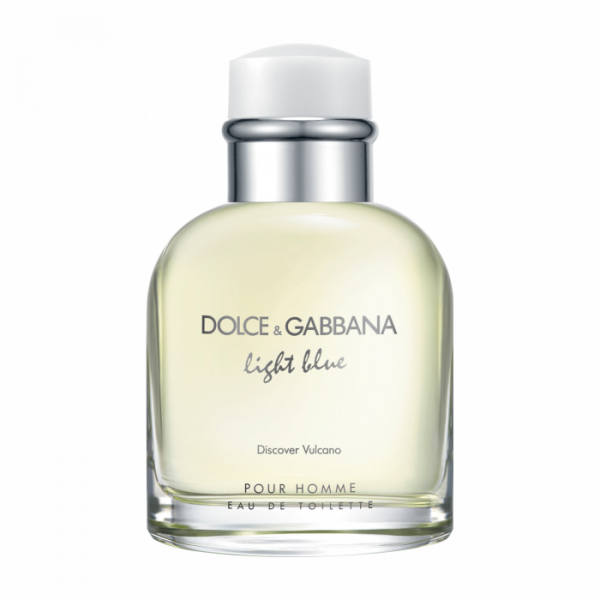 D&G LIGHT BLUE DISCOVER VULCANO ТУАЛЕТНАЯ ВОДА